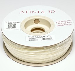 Bild von 3D Filament 1,75 , Neutral 1kg, ABS Value Line