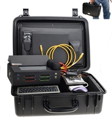 "Bild von MediaClone SuperImager™ Basic Kit for 8"" Field Unit - Forensic Imager"