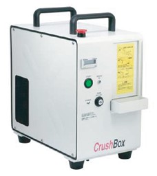 Bild von Crush Box DB-30 Pro III E,  220 to 240 Volt ( CE Mark)