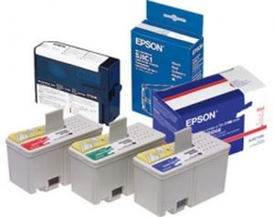 Bild von Epson Colorworks C7500 cartridge (Cyan)