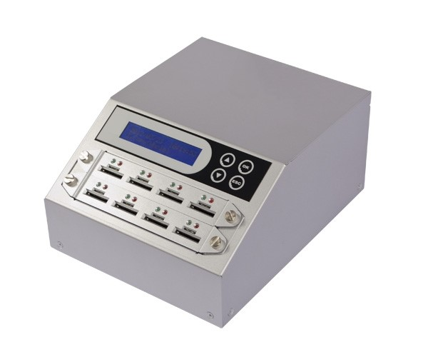 Bild von ADR SD Producer NG LOG 1 - 7 Standalone Flash Card Duplicator