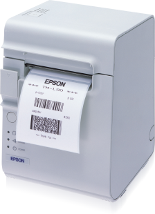 Bild von Epson TM-L90i(771) Box Printer for XML, PS, ECW, w/o AC cable