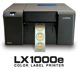 Bild von LX1000e Color Label Printer