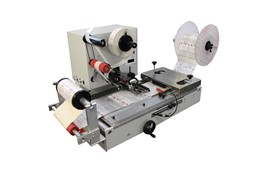 Picture of LAB510RR Automatic Roll to Roll Label Applicator / Label Combination System