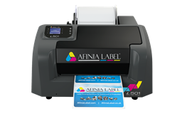 Bild von Afinia L501 Color Etikettendrucker mit DuraPrime™ Duo Ink Technology