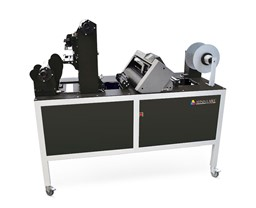 Bild von AFINIA DLF 220 Digitales Etiketten Finishing System