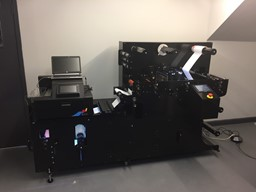 Bild von Afinia DLP-2100 - Digital Label Press
