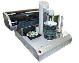 Picture of Hurricane 2 CD / DVD copy robot incl HP Excellent Pro