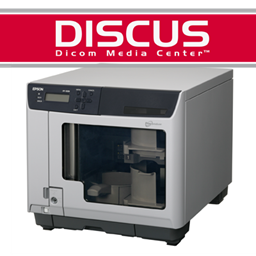 Bild von DISCUS DICOM MEDIA CENTER - DMC4300