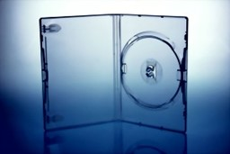 Bild von DVD Box transparent Amaray