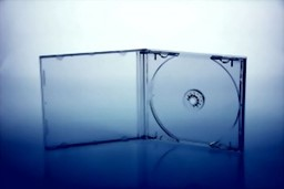 Bild von CD-Tray transparent highgrade