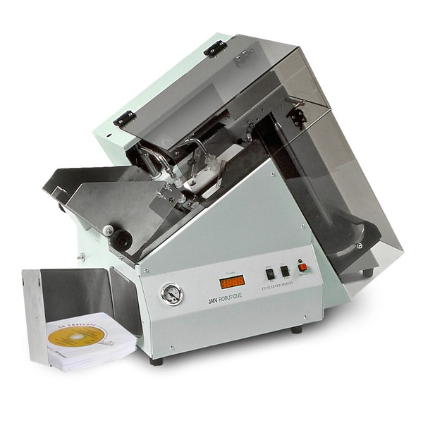 Bild von CD/DVD-Sleever MEP120 - refurbished
