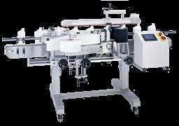 LAB8622 Vorder- & Rückseiten-Etikettierer für unterschiedliche Produktformen