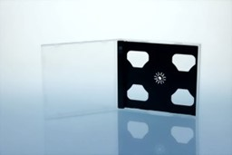 Bild von JewelCase 2 CDs tray black highgrade