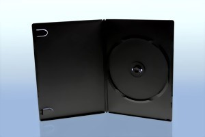 Bild von DVD Box slimline black highgrade