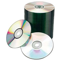 Bild von CD-Rohlinge Moser Baer printable thermo silver 80min./700MB, 52x
