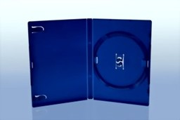 Bild von DVD Box blue highgrade